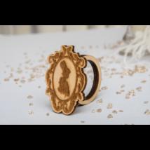Szalvéta Gyűrű
