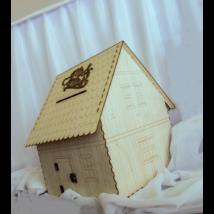 Esküvői Ház (boríték nyílással)