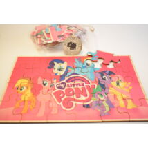My little pony puzzle 24 db-os és 144 db-os