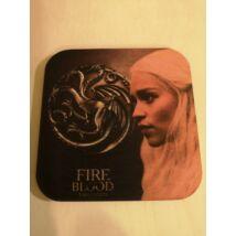 Trónok harca hűtőmágnesek - Targaryen