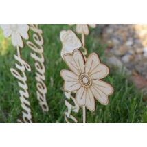 Felirat Szárú Virágok