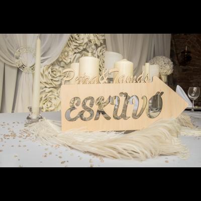 Esküvői Dekor 3