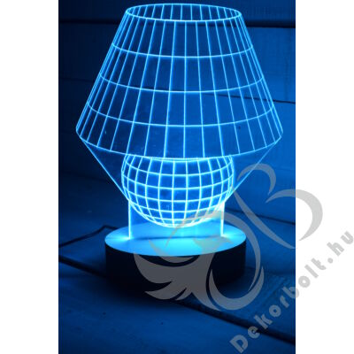 Lámpa alakú LED lámpa