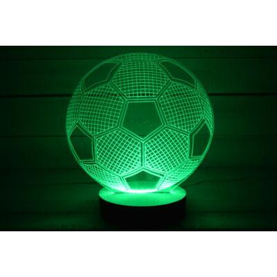 Foci labda led lámpa