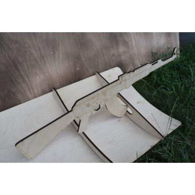 AK-47 Fa játék puska