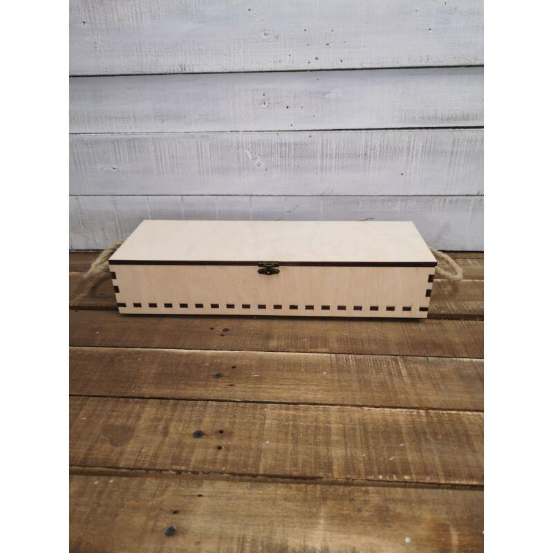 Kalapács dobozban - Szülőköszöntő ajándék
